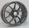 Best quality small wheel rims with low price fcar alloy wheel rims F60110