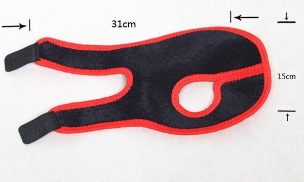 international fabric waterproof ankle supportankle straps for resistance bands, ankle protector