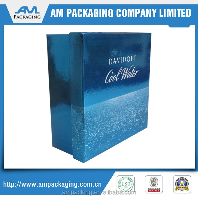 Red Set Up Cardboard Packaging Box for Cigarette with custom logo FSC