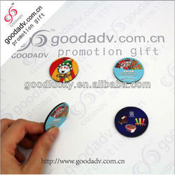 Acclaimed transparent clear epoxy resin / epoxy dome sticker