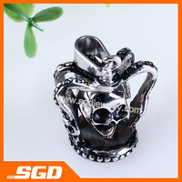Free Shipping ! Fashion English Crown Sull Shape Pendants New Crown of the King QY1380