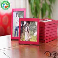 Excellent quality most popular beautiful photo frame wholesale