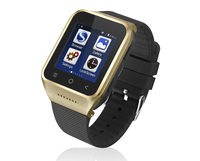 Great Asia S8 Touch screen 3g WCDMA GPS Bluetooth Android GPS Watch Phone bluetooth smart watch mobile phone
