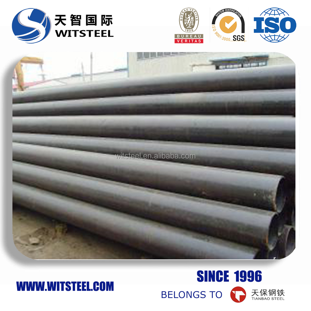 trade assurance low cost thin wall underground water pipe material 16 inch seamless steel pipe price