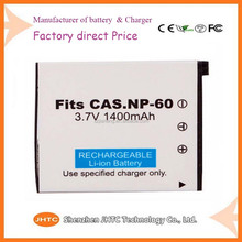 High Quality Battery NP-60 NP 60 NP60 Rechargeable Camera Battery For FUJIFILM FUJI FinePix M603 F601 F410 F401 50i Zoom