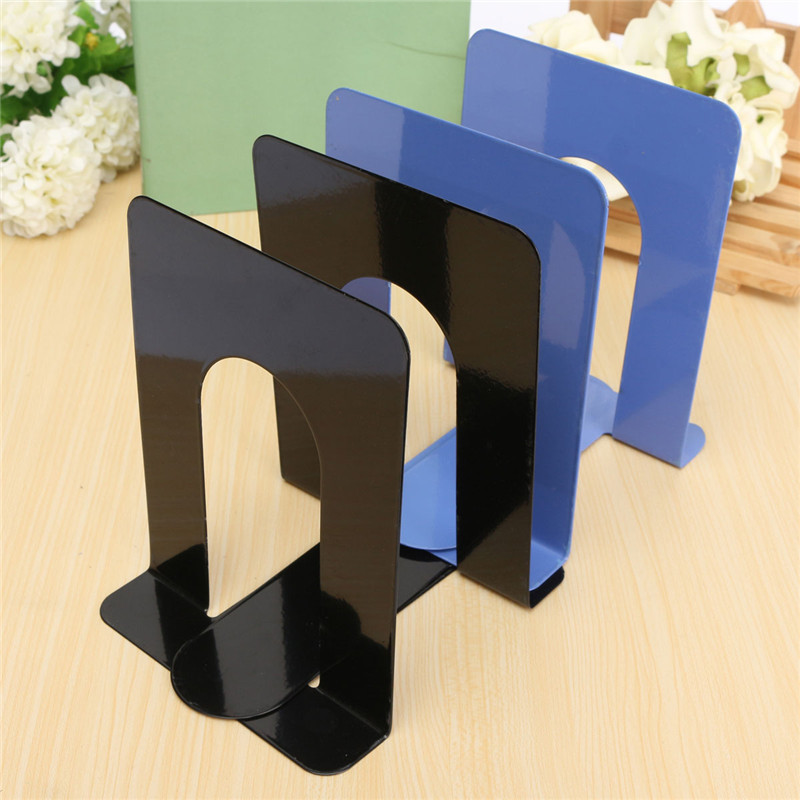 Office Home Black Or Colorful Acrylic Bookend Holder/Bookend Support For Children