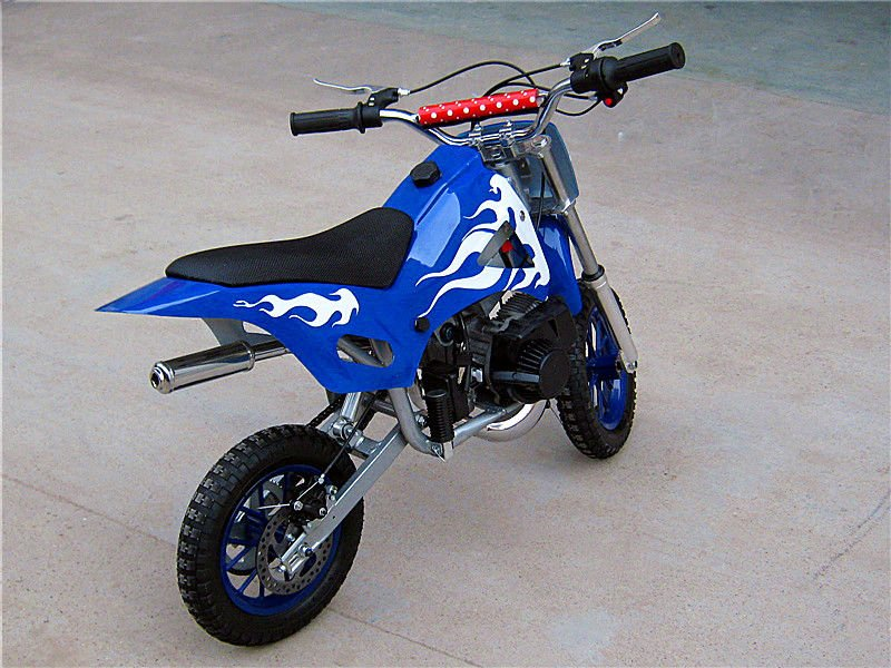 Factory supply attractive price 49cc motorcycle dirt bike