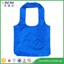 Recycled polyester material shopping polyester tote bag