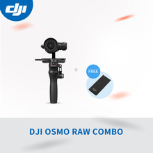 Original DJI Osmo Raw Combo Handheld 4K Camera and 3-Axis Gimbal,4K pro video at 30fps