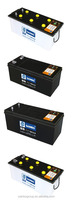 Popular battery for auto car 46b24r custom design 12v180A