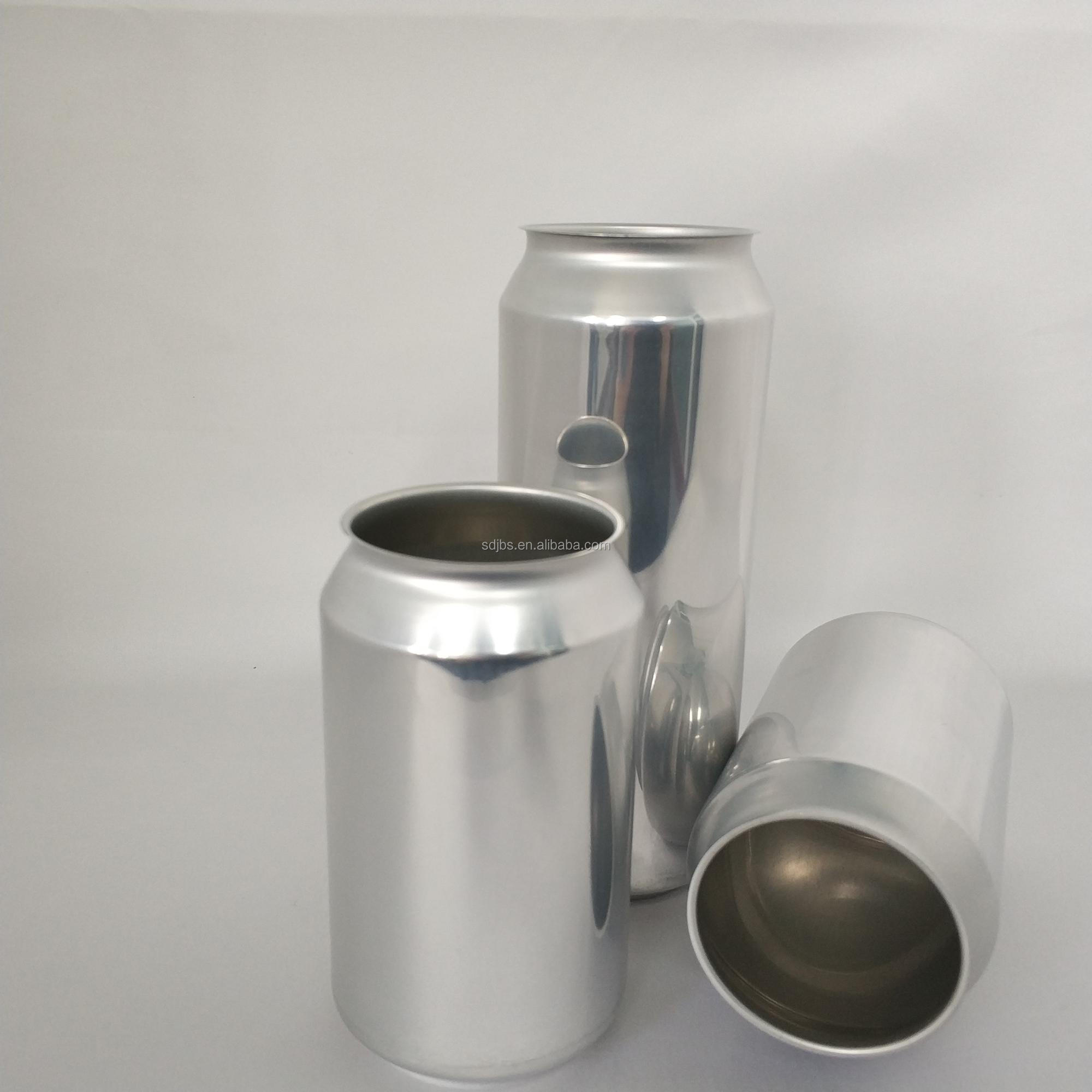 Custom printed Aluminum Beverage Cans 330ml Empty Cans For Sale