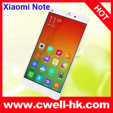 Xiaomi Note Mobile Phone 3GB+16GB/64GB 4G LTE Smartphone 5.7 Inch Retina Screen Snapdragon 801 Quad Core 13.0MP GLONASS/GPS