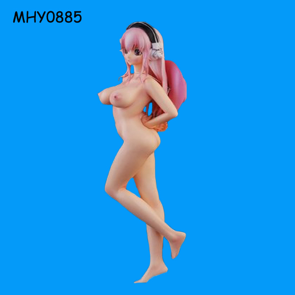 Japanese 3d Sexy Nude Girl Anime Figures