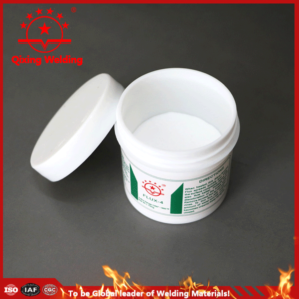 Brazing filler metal crossflow copper welding flux materials
