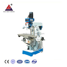 China factory sale brand new conventional normal milling machine XZ6350 universal drilling and milling machine