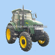 90hp 4wd chinese cheap tractor agricola