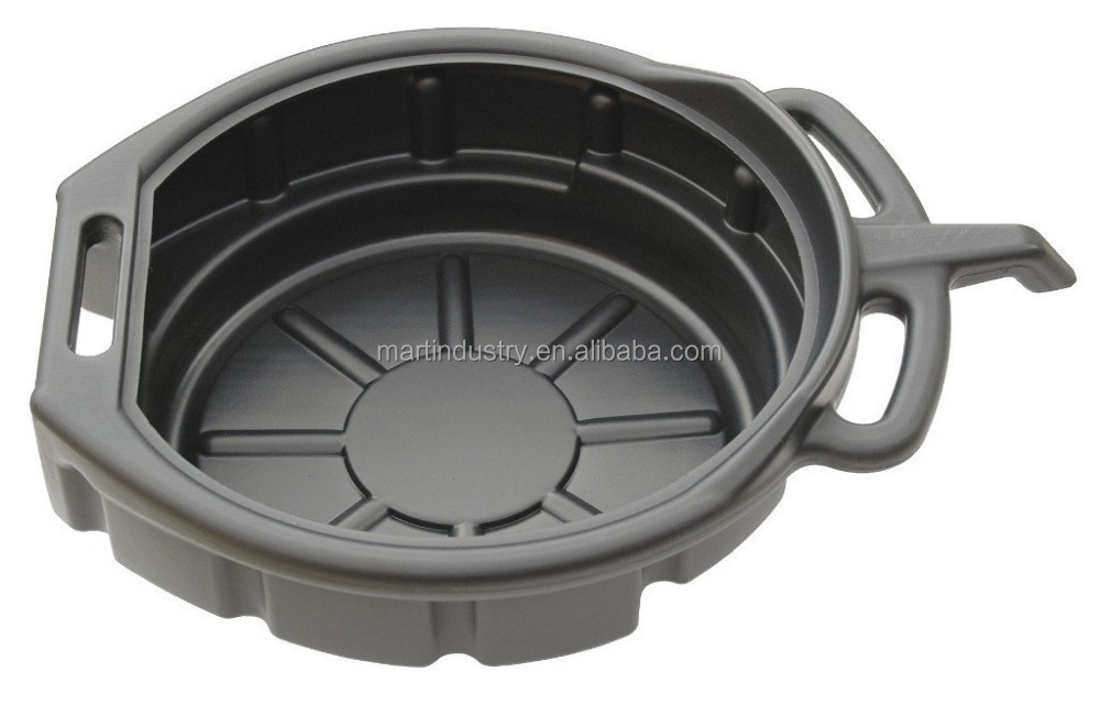 16L Oil Drain Pan Fluid Drain Pan