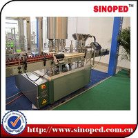 HXG/8 Automatic Rotary Capping Machine, Production Line