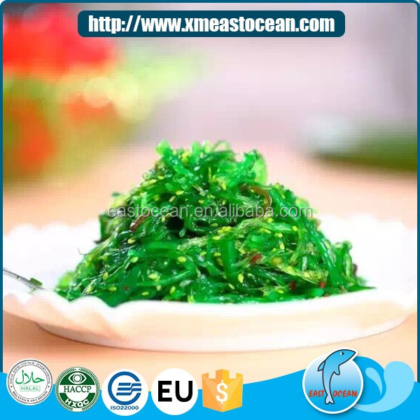New arrival japan frozen seasoned laver korean seaweed salad