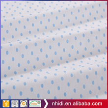 Kids Garment Cloth 55% Cotton 45% Polyester Poplin Cotton Printed Fabric Brush