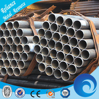 EXTRUDED STEEL PIPE USED FOR EXPANDABLE WATER PIPE