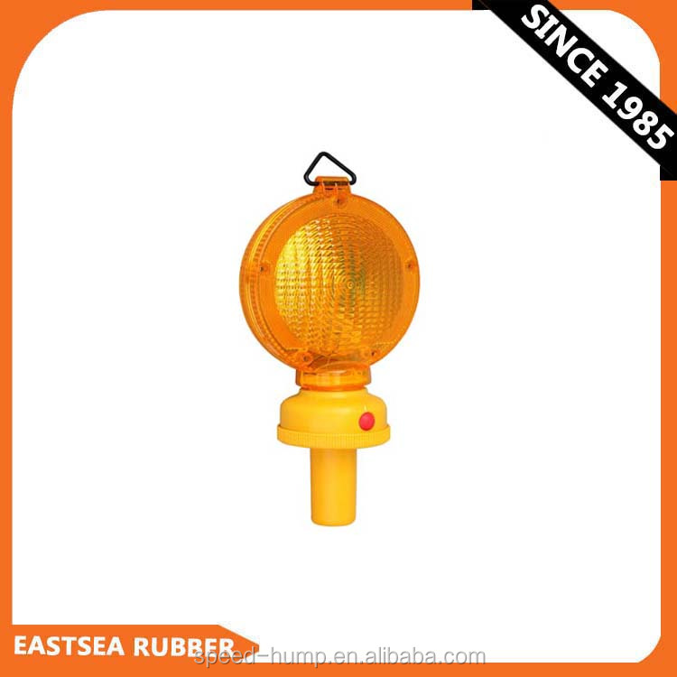 6 LED Lantern Battery Operated Flashing Traffic Barricade Warning Light
