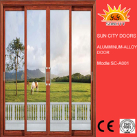 China made interior frosted glass door SC-AAD001