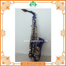 AS019 Popular Colored Alto Saxophone Blue