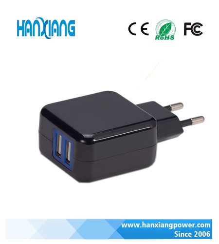 2015 New Arrival Factory Price Super Fast Portable Usb Cell Phone Travel Charger, Universal Mobile Travel Wall Travel Adapter