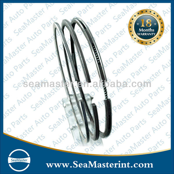 Hot sales!!!Piston Ring for MAZDA B6,Familia Van,Capella Cango,Van Familia Wagon Engine Piston Ring