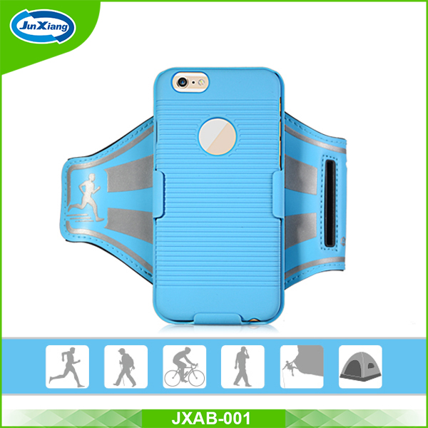 Wholesale sport running mobile phone armband for iphone 6s plus