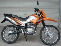dirt bike off road motorcycle 200cc for sale
