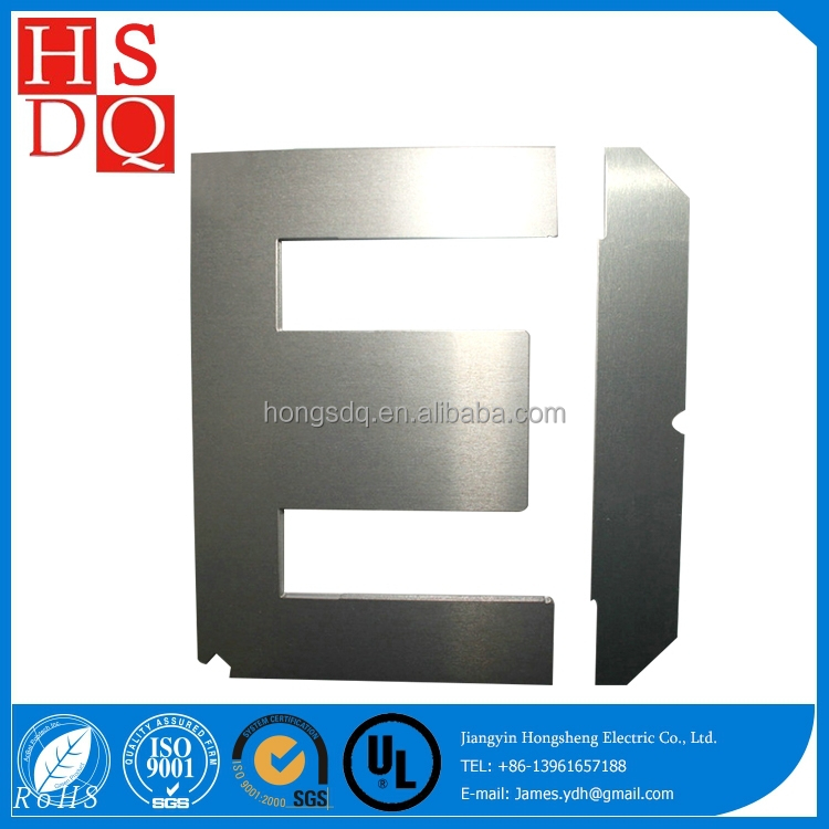 Made in China Cold Rolled Coated Silicon Steel EI Lamination