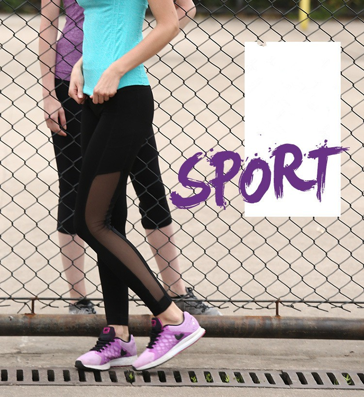 Polyester Spandex short Sleeve sexy yoga Custom women T Shirt 11