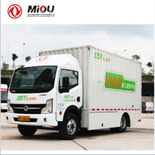 china manufacturer electric truck 82hp Single row chinese mini truck 4x2