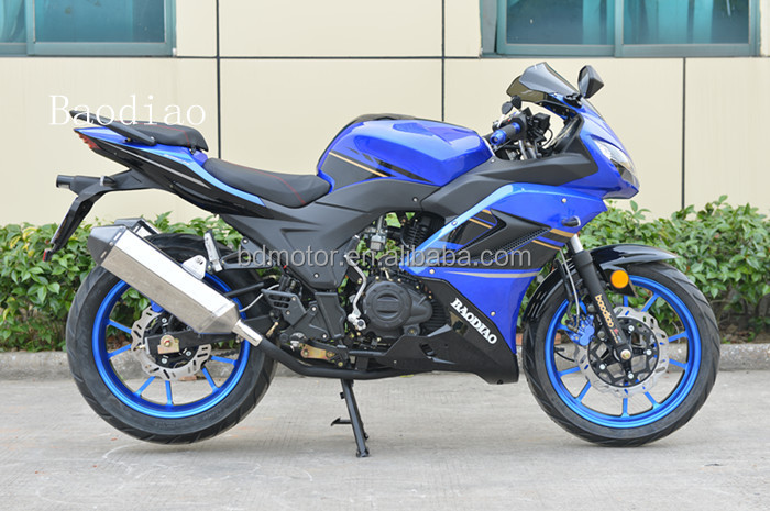 Sport Racing Motorcycle125cc New Motorbike For Sale 4 Stroke Engine Motorcycles Wholesale EEC EPA DOT