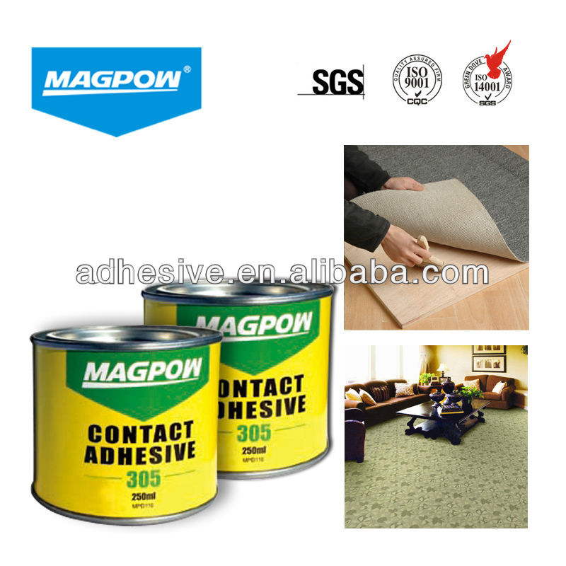 Neoprene based rubber adhesive glue
