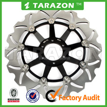 Stunning quality motorbike motorcycle brake disc for yamaha sport racing bike