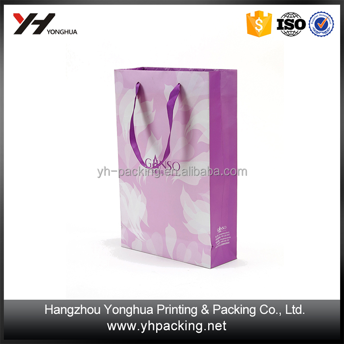 The Best Factory Price Custom Paper Bag Hs Code