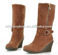 2012 women fashion leisure warm boots
