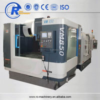 specification of vertical milling machine
