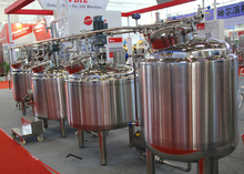 500L Commercial Beer Brewing Brewhouse