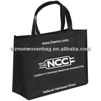 shopping bags PP non woven bags manufatures tnt bags