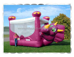 Crazy sale inflatable bouncer toy for sale W1295