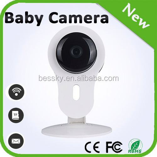 CMOS Sensor Security Camera Equipment long distance wireless HD 720P IP Camera baby camera