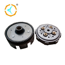cheap motorcycle accessories YBR125 motorcycle clutch plate assy and motor clutch parts oem