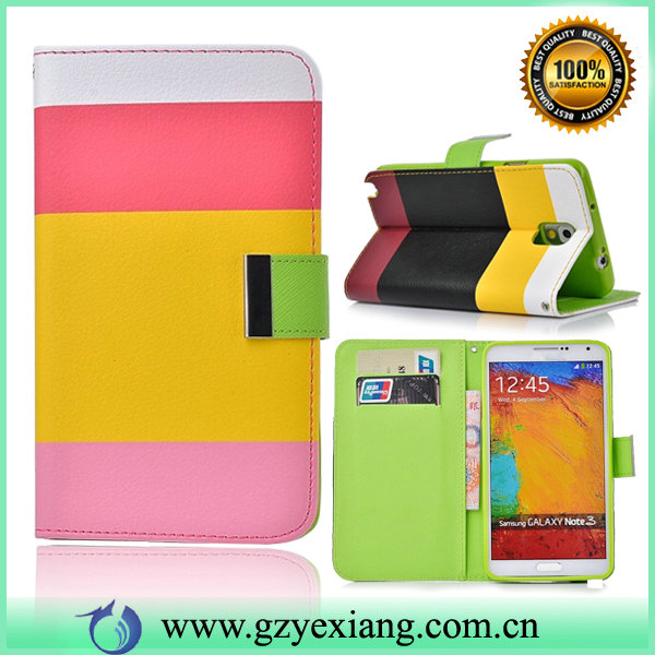 Leather Protector Flip Phone Case Cover Beautiful Funky For Moto G