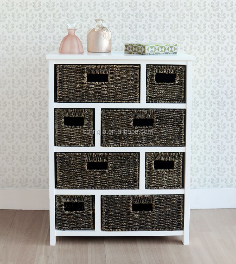 Vintage Hobby Lobby Furniture White Wood Cabinet Drawers Storage, View  Drawers Storage, LINGJIA Product Details From Shandong Lingjia Arts U0026  Crafts Co., ...