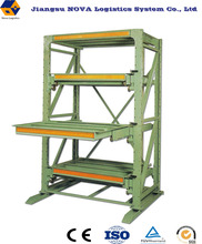 Metal installing drawer slides mold <strong>racks</strong> with 1200mm