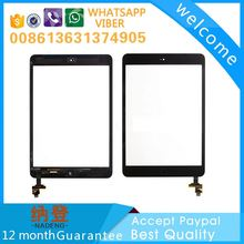 replacement touch parts for ipad mini digitizer assembly with original IC board Accept paypal